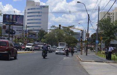 Intendente de Asunción señala que avenidas serían peatonales los domingos por la mañana