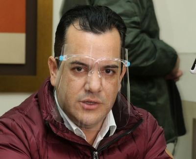 Senado prevé hoy dejar sin fueros a Rodolfo Friedmann