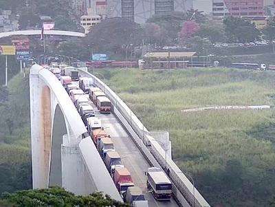 Puente de la Amistad: Proponen reapertura en cuatro fases