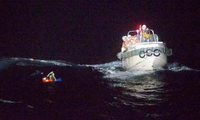 Desesperada búsqueda en las costas de Japón en medio del tifón Maysak: se hundió un carguero con 43 tripulantes y 6.000 vacas – Prensa 5