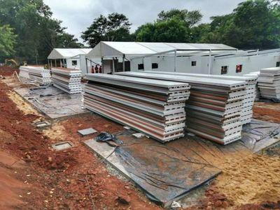MOPC adjudica construcciones de seis nuevos pabellones de contingencia, uno será en PJC