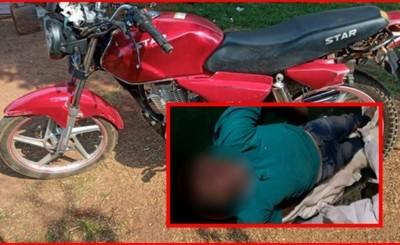 Motociclista muere tras ser arrollado por un automóvil en O´leary