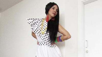 "Norita Rodríguez: ""No existís Versace"""