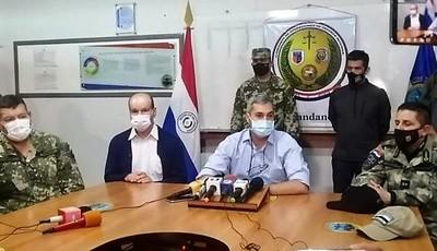 Comandante en jefe intima al EPP a entregarse y cosecha críticas por logros limitados del operativo