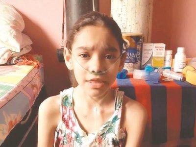 El crudo relato de una niña que quiere vivir
