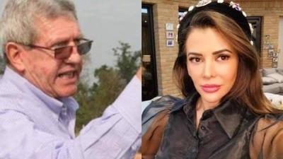 """HOY / Aníbal Schupp se burla de Marly Figueredo y su mediática """"relación gubernamental"""""""