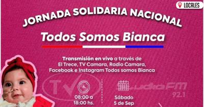Campaña «Todos Somos Bianca» también se realizará en Encarnación