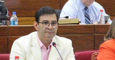 La Nación / Senador Silvio Ovelar reitera la necesidad de reglamentar la pérdida de investidura