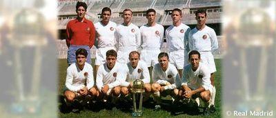 A 60 años de la primera Copa Intercontinental