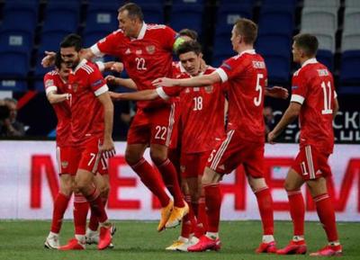 Rusia, Gales y Hungría frentean en la Liga B