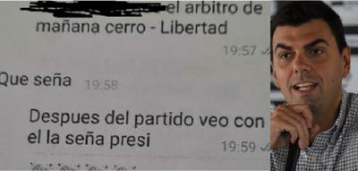 Escándalo en el fútbol paraguayo: Implican a Marco Trovato en arreglos de partidos