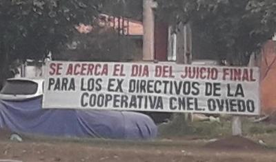 """""""Se acerca el día del Juicio Final para los ex directivos de la Cooperativa Coronel Oviedo"""" – Prensa 5"""