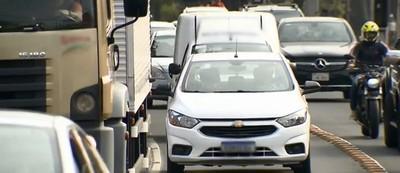 Vehículos con CHAPA PARAGUAYA acumulan MILLONARIA deuda por MULTAS en FOZ