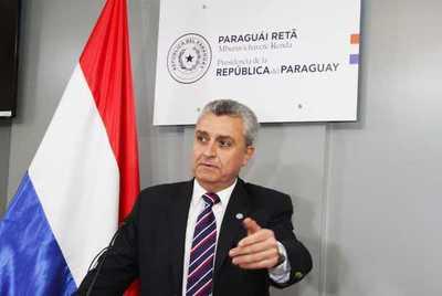 Villamayor defiende operativo y asegura que el gobierno combate de forma legítima al EPP
