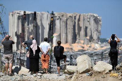 Suben a 191 muertos explosión en Beirut, que recuerda con minuto silencio
