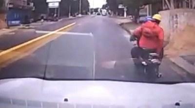 """Fiscal no imputará a conductor que arrolló a motochorros: """"obró conforme a la ley"""""""