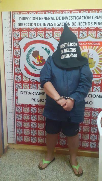 Detienen a hombre denunciado por acoso sexual en Liberación
