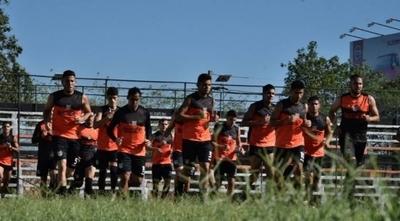 HOY / Los jugadores de General paran a días de medir a Cerro Porteño