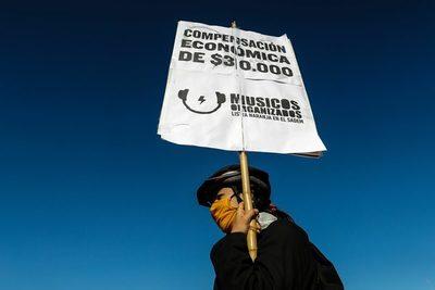 Los trabajadores de la cultura piden un «salario de emergencia» en Argentina