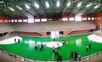 Mundial C-15 de futsal podría jugarse en el Alto Paraná el año próximo