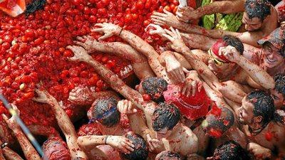¿Guerra de poderes por el tomate? Chakeko hepy y encima traban para importar, he'i
