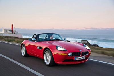 Un roadster atemporal: se cumplen 20 años del lanzamiento del BMW Z8