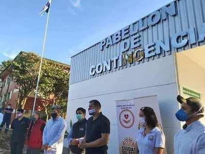 Misiones; anuncian inicio de construcción del Pabellón de Contingencia en el Hospital de San Ignacio