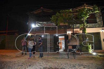 Disparan a delincuente tras intentar robar una moto en Trinidad