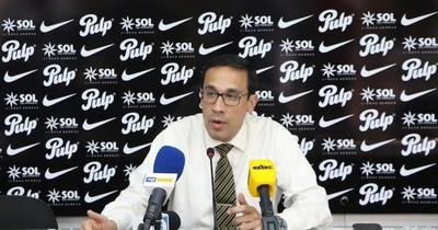 La Nación / Pueden sancionar a Trovato y Olimpia si se comprueban arreglos de partidos