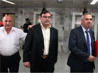 Tomás Rivas trabó audiencia  con apelación y ahora desiste