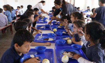 Destacaron importancia de alimentación escolar