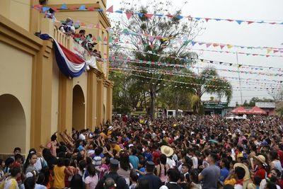 No habrá vito de dinero en Guarambaré en víspera de la Natividad de María