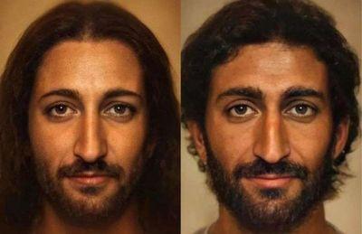 Fotógrafo reconstruyó rostro de Jesús con inteligencia artificial