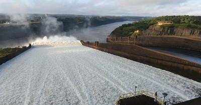 La Nación / Itaipu suministró 10.567 GWh de energía eléctrica a Paraguay hasta agosto