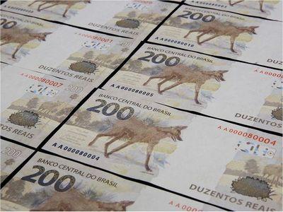Brasil lanza billete de 200 reales ante demanda por dinero en pandemia
