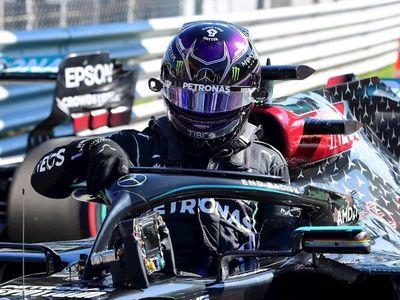 Hamilton firma la 'pole' en Italia