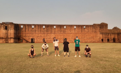 HOY / Reactivan turismo con visitas a las Ruinas de Trinidad