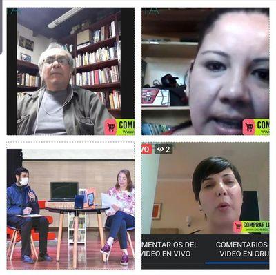 Libroferia Encarnación galardona a docentes que incentivan la lectura en la previa de su último día