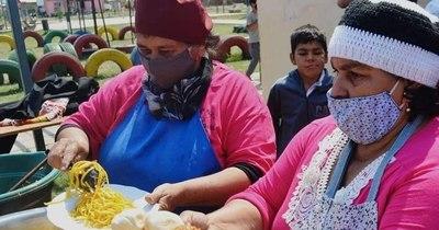 La Nación / Impulsan ollas populares y educación sanitaria en Villa Hayes
