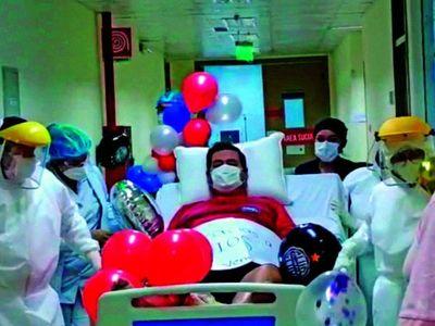 De sus miedos y luchas  diarias por salvar vidas en las  terapias