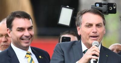 La Nación / Gremios de prensa de Brasil condenan prohibición de difundir datos sobre caso contra hijo de Bolsonaro