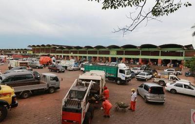 Mercado de Abasto refuerza medidas sanitarias