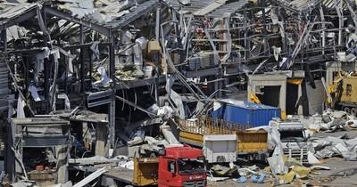 La Nación / Fin de búsquedas acaba con esperanza de hallar supervivientes entre los escombros en Beirut