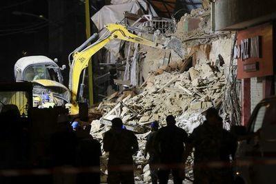 Declaran fin de búsqueda de sobrevivientes de explosión en Beirut