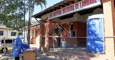 La Nación / COVID-19: están en marcha 6 pabellones de contingencia en diferentes puntos del país