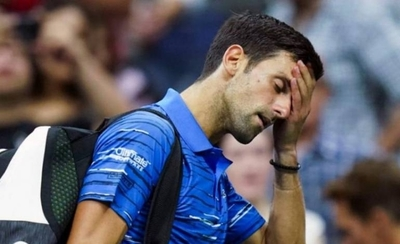 HOY / Djokovic es descalificado del US Open por dar un pelotazo a una jueza de línea