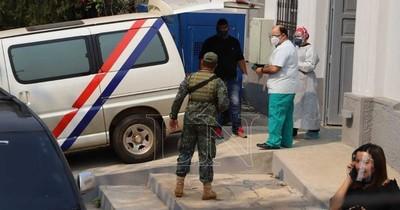 La Nación / ONU pide a Paraguay aclarar muerte de niñas en operativo contra el EPP