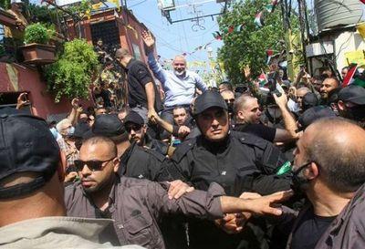Jefe de Hezbolá recibe al líder de Hamás en visita a Líbano