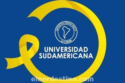 Universidad Sudamericana y la Campaña Septiembre Amarillo por el mes, semana y Día Mundial para la Prevención del Suicidio