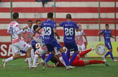 San Lorenzo tiene prohibido ganar